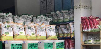 định giá gạo