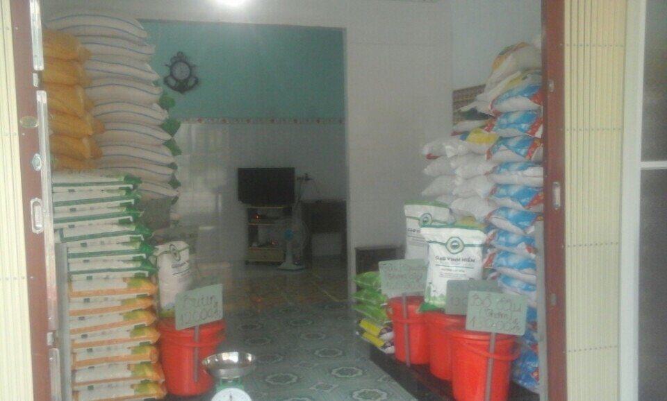 tìm nguồn cung cấp gạo