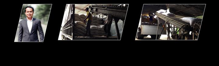 Nhà máy sản xuất gạo miền tây chất lượng cao Vinh Hiển