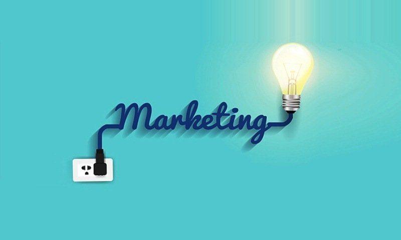 Marketing là một phần không thể thiếu trong việc kinh doanh hiện nay (Nguồn: Internet)
