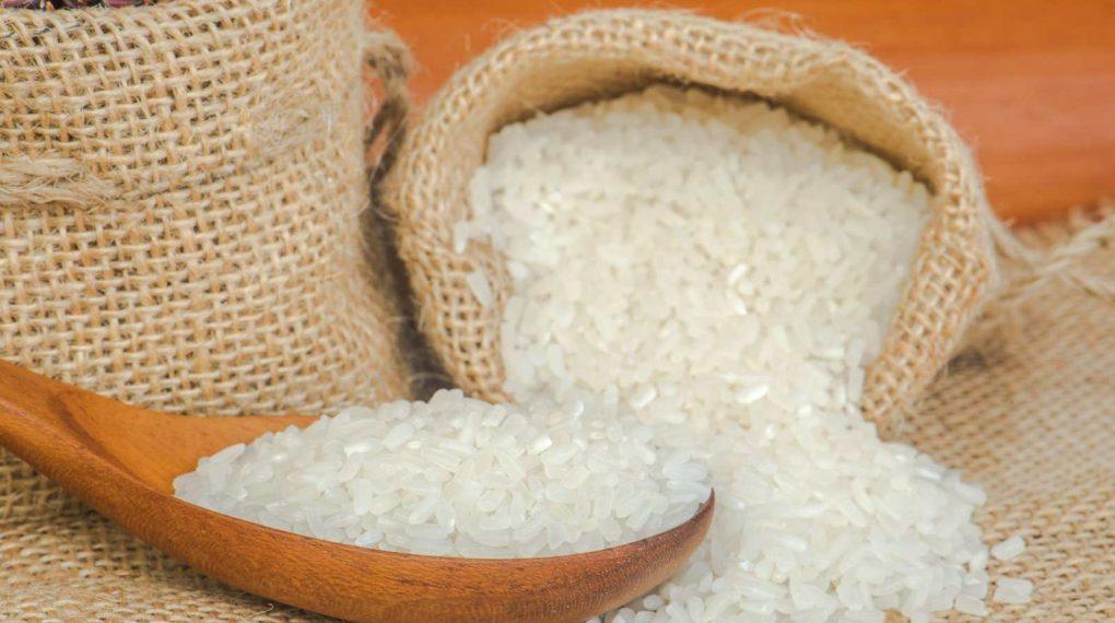 Gạo trắng và đẹp mắt hơn sau khi được đánh bóng (Nguồn: Internet)
