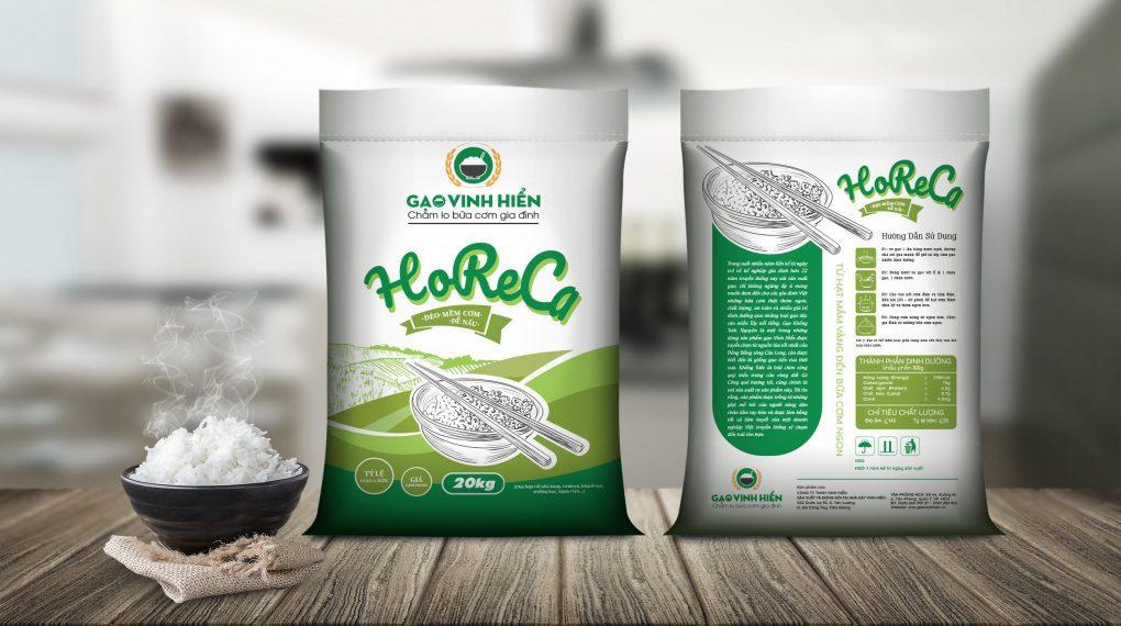 gạo horeca