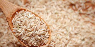 cơm gạo lứt