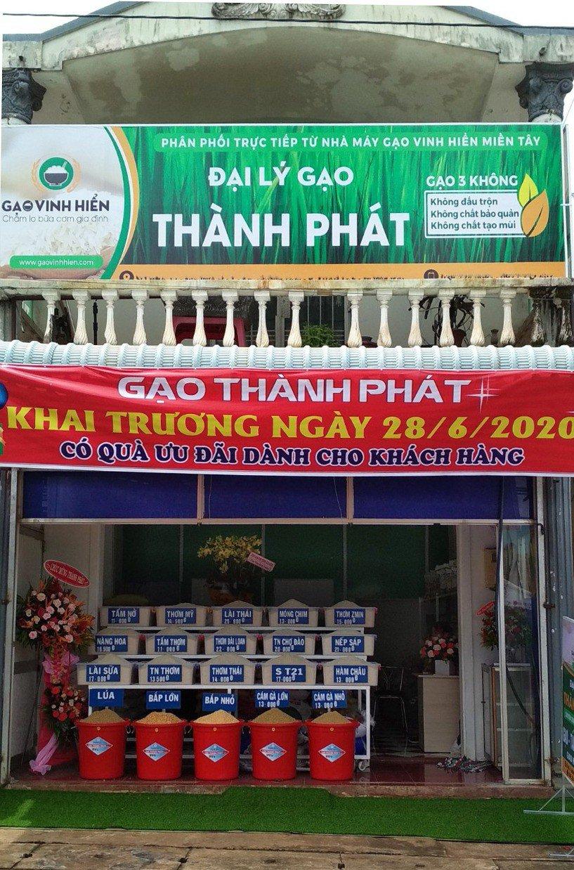 Đại lý gạo sạch khu vực Long Khánh Đồng Nai;