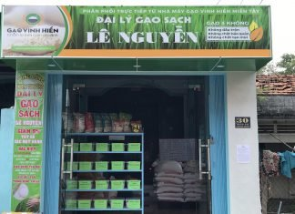 Đại lý gạo Lê Nguyễn