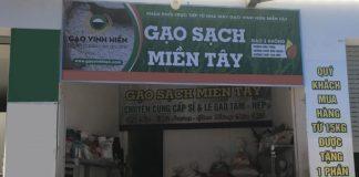 đại lý gạo tại Tân Bình