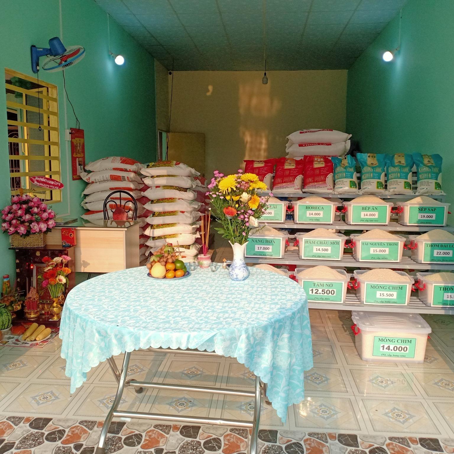 Đại lý Quang Vinh chào đón quý khách mua gạo ở Tây Ninh