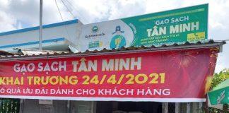 kinh doanh gao sach